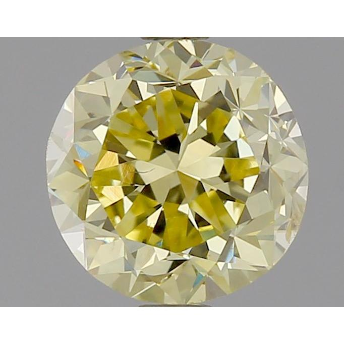 1.28 Carat Round Loose Diamond, , SI1, Good, GIA Certified