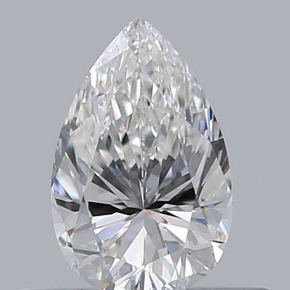 0.36 Carat Pear Loose Diamond, G, VS2, Excellent, GIA Certified