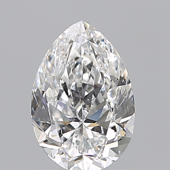 1.00 Carat Pear Loose Diamond, E, VS2, Excellent, GIA Certified