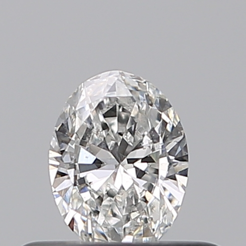 0.31 Carat Oval Loose Diamond, E, SI2, Excellent, GIA Certified