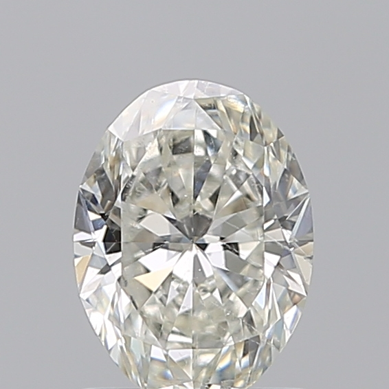 1.01 Carat Oval Loose Diamond, I, SI2, Super Ideal, GIA Certified | Thumbnail