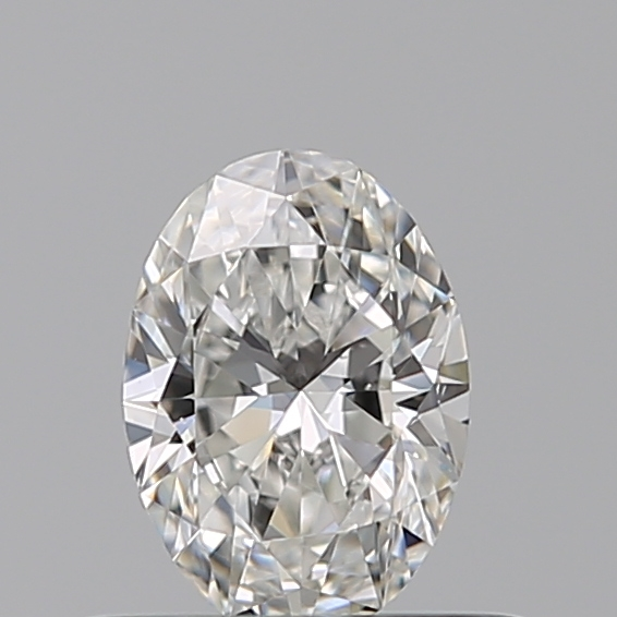0.40 Carat Oval Loose Diamond, G, VS2, Ideal, GIA Certified | Thumbnail