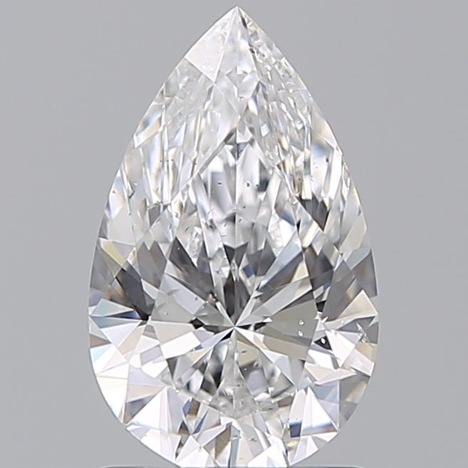1.20 Carat Pear Loose Diamond, D, SI1, Super Ideal, GIA Certified | Thumbnail