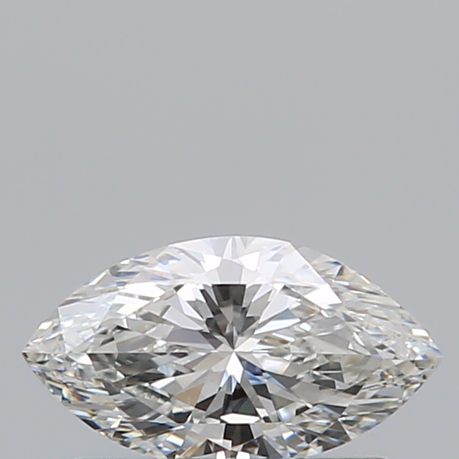 0.40 Carat Marquise Loose Diamond, F, VS1, Ideal, GIA Certified