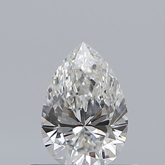 0.41 Carat Pear Loose Diamond, G, VS2, Ideal, GIA Certified