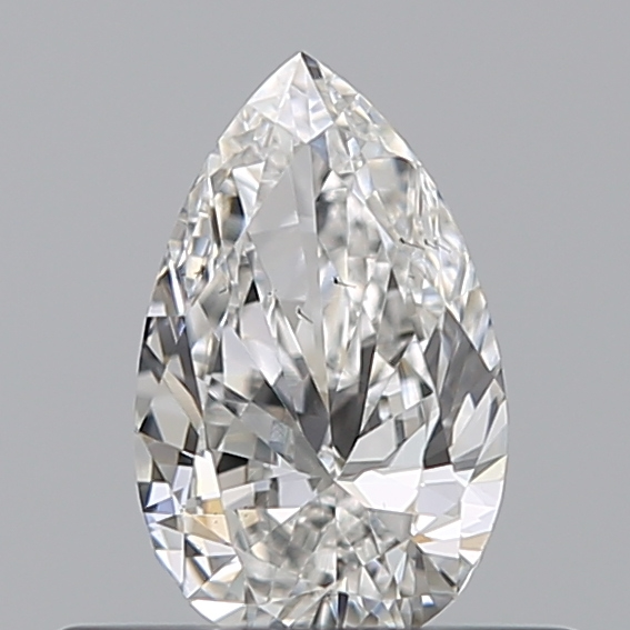 0.32 Carat Pear Loose Diamond, F, SI1, Excellent, GIA Certified