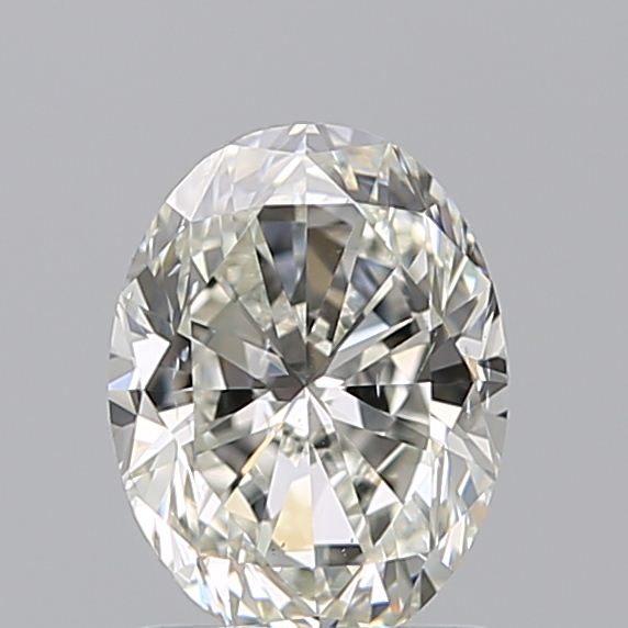 1.20 Carat Oval Loose Diamond, I, VS2, Ideal, GIA Certified