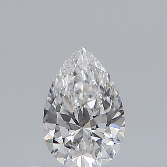 0.36 Carat Pear Loose Diamond, E, VS1, Ideal, GIA Certified