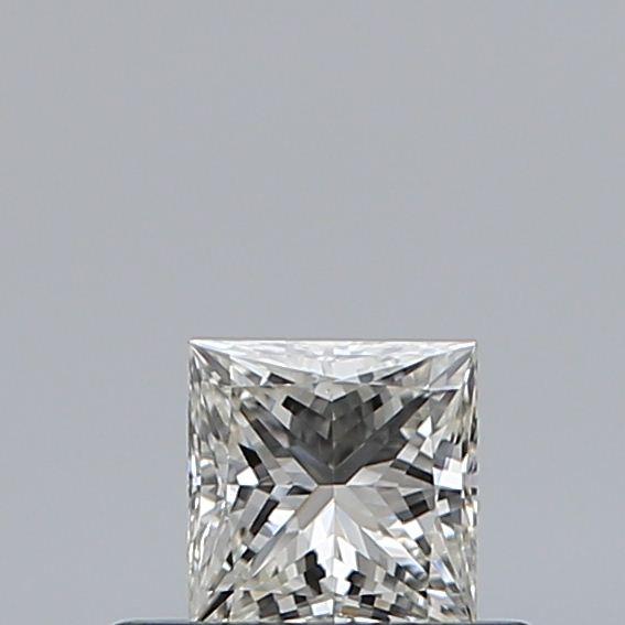 0.30 Carat Princess Loose Diamond, J, VS2, Excellent, GIA Certified