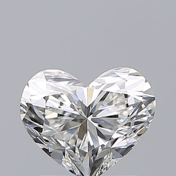 1.03 Carat Heart Loose Diamond, F, VS1, Super Ideal, GIA Certified | Thumbnail