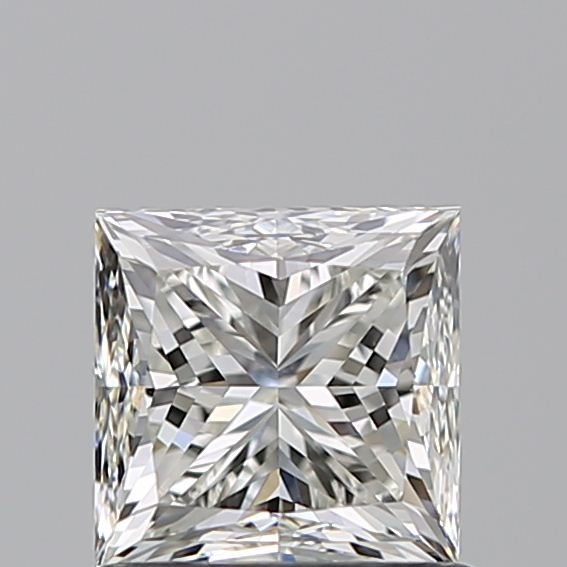 1.01 Carat Princess Loose Diamond, I, VS1, Very Good, GIA Certified