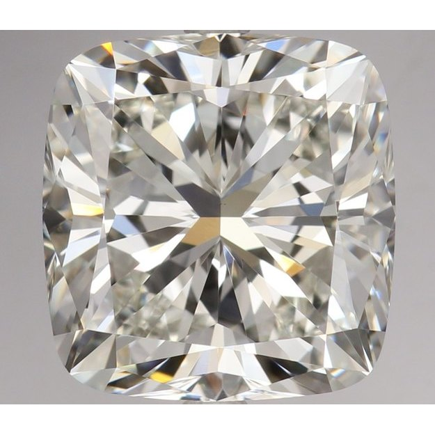5.00 Carat Cushion Loose Diamond, I, VS1, Ideal, GIA Certified