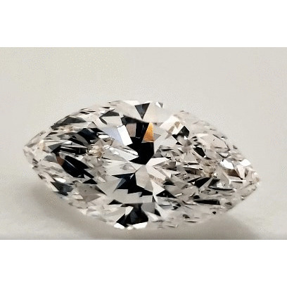 1.93 Carat Marquise Loose Diamond, D, SI1, Very Good, GIA Certified
