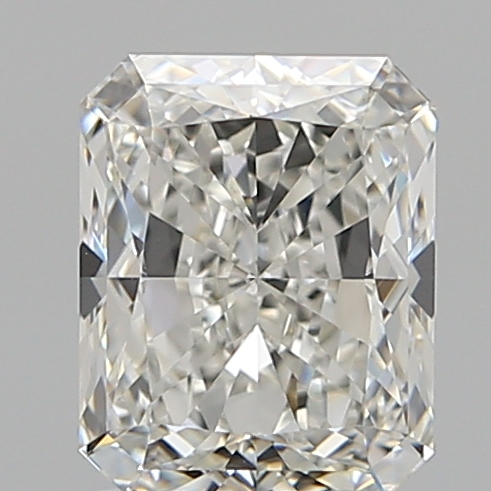 2.20 Carat Radiant Loose Diamond, H, IF, Super Ideal, GIA Certified