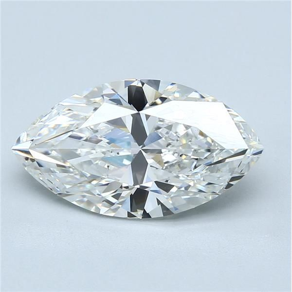 4.01 Carat Marquise Loose Diamond, F, VS2, Super Ideal, GIA Certified