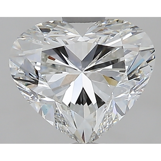 1.60 Carat Heart Loose Diamond, H, VS1, Super Ideal, GIA Certified