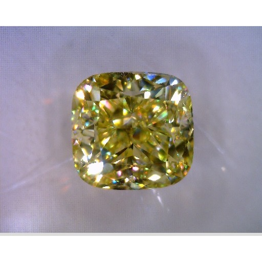 1.00 Carat Cushion Loose Diamond, , VVS2, Very Good, GIA Certified