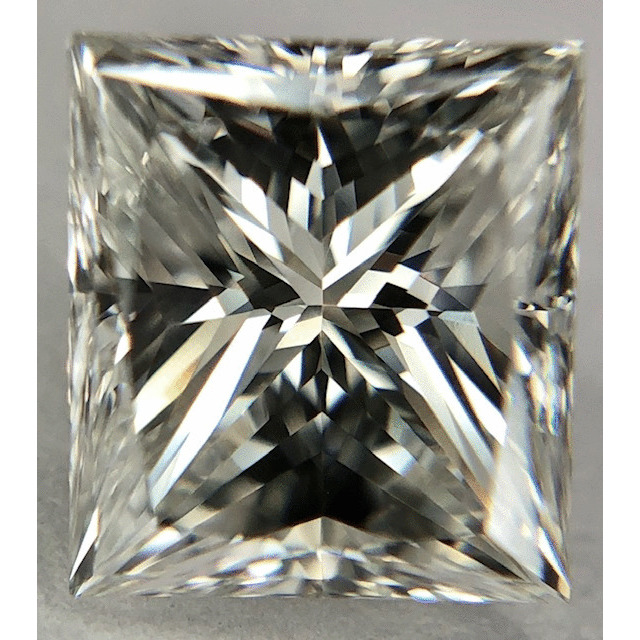 1.24 Carat Princess Loose Diamond, H, VVS2, Good, GIA Certified