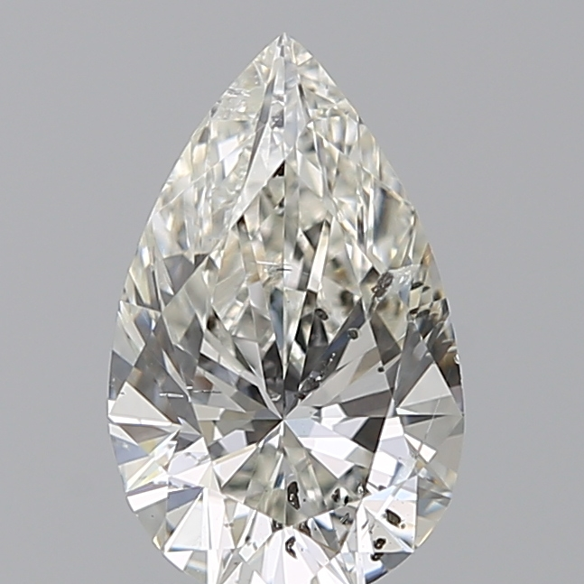 1.01 Carat Pear Loose Diamond, G, SI2, Ideal, GIA Certified | Thumbnail