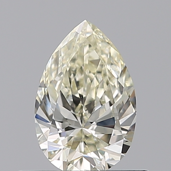 0.41 Carat Pear Loose Diamond, M, VS1, Excellent, GIA Certified