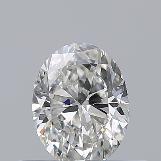 0.31 Carat Oval Loose Diamond, G, VS1, Excellent, GIA Certified | Thumbnail