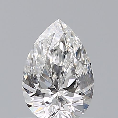 0.44 Carat Pear Loose Diamond, E, VS1, Ideal, GIA Certified | Thumbnail
