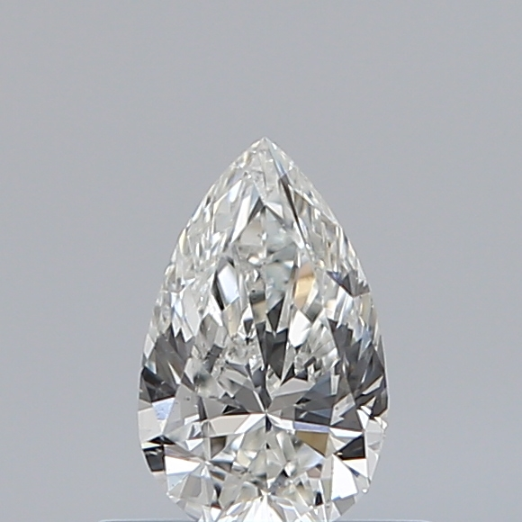 0.40 Carat Pear Loose Diamond, G, SI1, Ideal, GIA Certified
