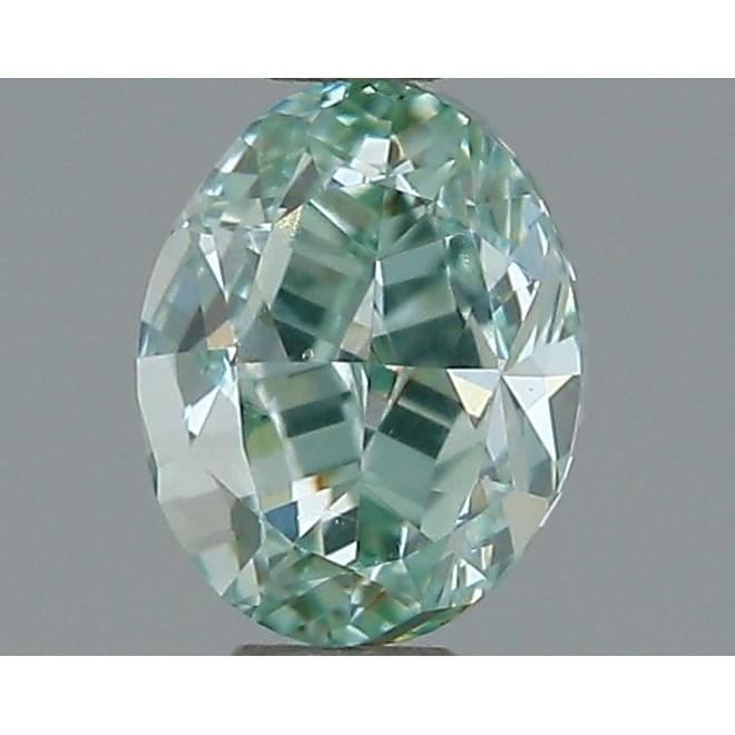 0.30 Carat Oval Loose Diamond, , VS2, Excellent, GIA Certified