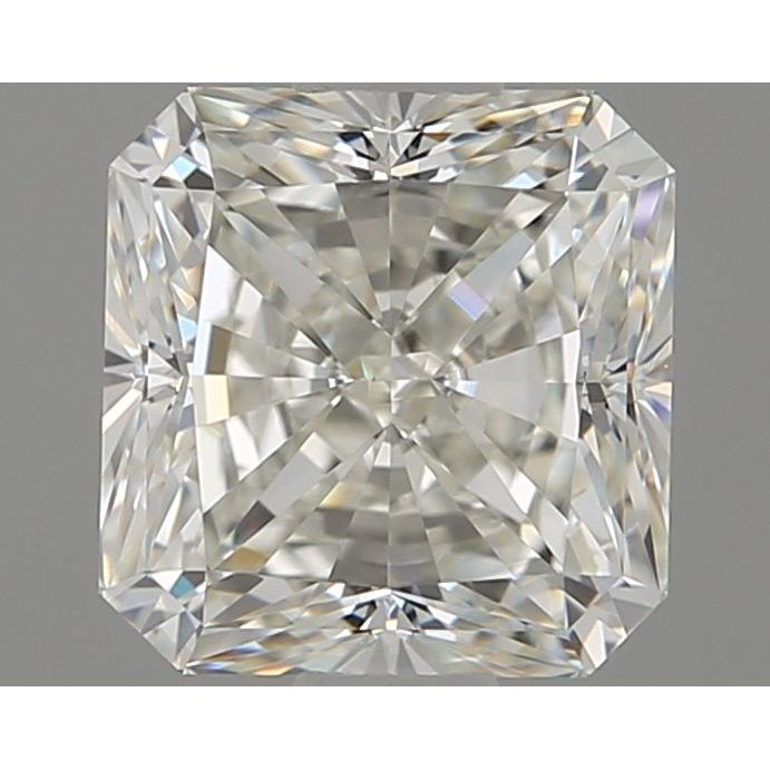 1.03 Carat Radiant Loose Diamond, J, VVS2, Super Ideal, GIA Certified