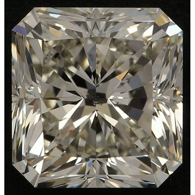 2.35 Carat Radiant Loose Diamond, K, SI1, Super Ideal, GIA Certified | Thumbnail