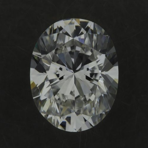 0.80 Carat Oval Loose Diamond, F, VVS1, Excellent, GIA Certified