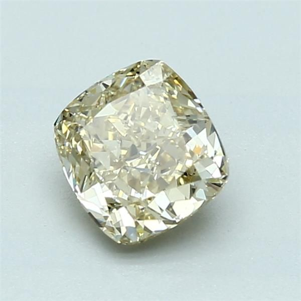 1.03 Carat Cushion Loose Diamond, FBY FBY, VS2, Ideal, GIA Certified
