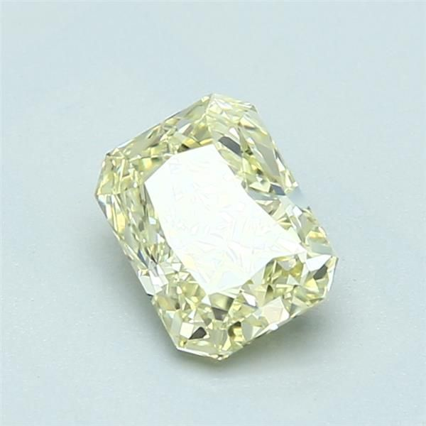 1.02 Carat Radiant Loose Diamond, FLY FLY, VVS2, Excellent, GIA Certified
