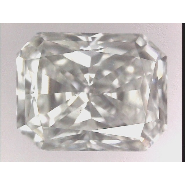 0.78 Carat Radiant Loose Diamond, H, VS2, Very Good, EGL Certified