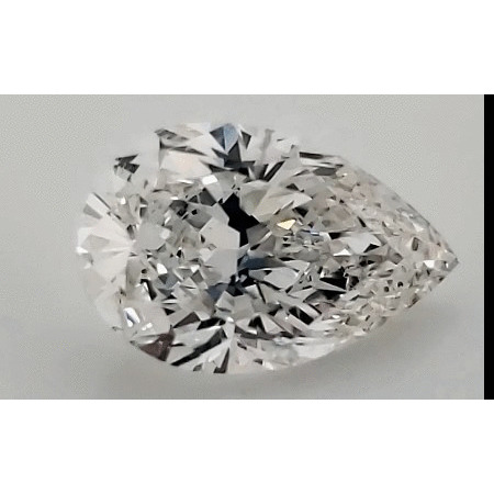 1.11 Carat Pear Loose Diamond, H, SI2, Excellent, GIA Certified