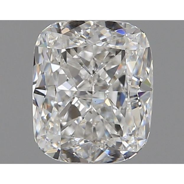 1.01 Carat Cushion Loose Diamond, F, VS1, Excellent, GIA Certified