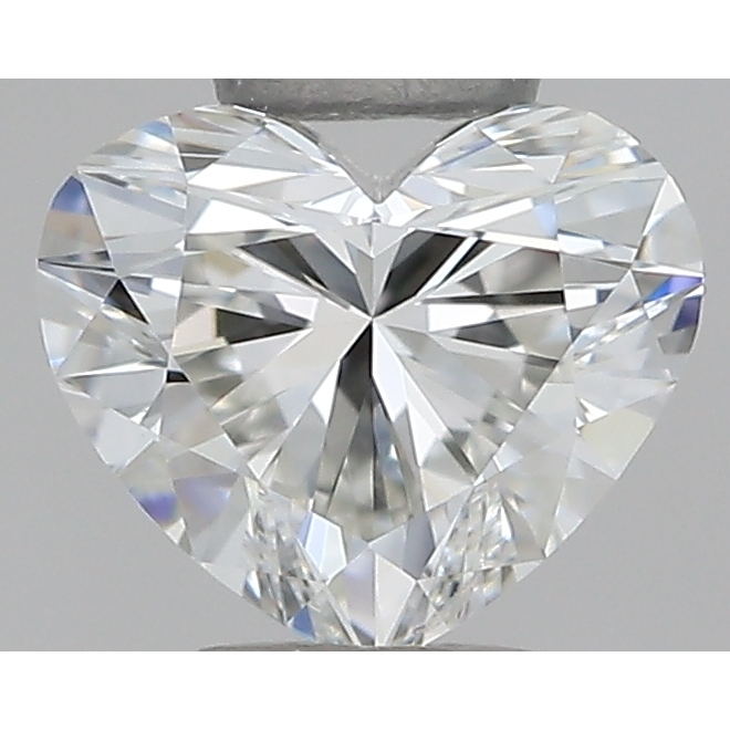 0.30 Carat Heart Loose Diamond, G, SI1, Super Ideal, GIA Certified