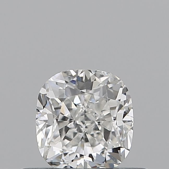 0.46 Carat Cushion Loose Diamond, H, SI2, Excellent, GIA Certified