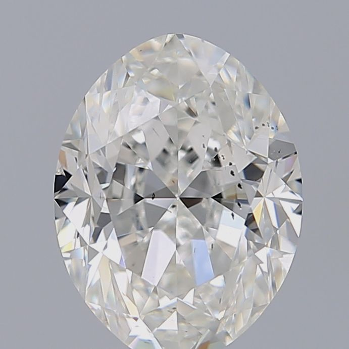 1.50 Carat Oval Loose Diamond, F, SI1, Excellent, GIA Certified