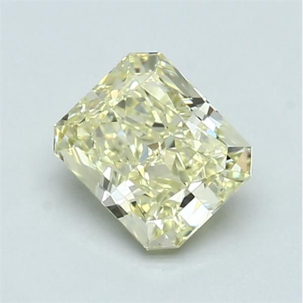 1.01 Carat Radiant Loose Diamond, FLY FLY, VVS2, Excellent, GIA Certified