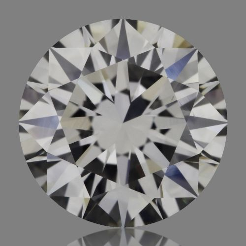 1.01 Carat Round Loose Diamond, G, VS2, Super Ideal, GIA Certified