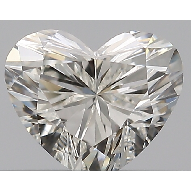 0.30 Carat Heart Loose Diamond, I, VS1, Excellent, GIA Certified