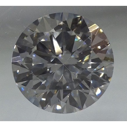 0.70 Carat Round Loose Diamond, F, VS1, Excellent, GIA Certified