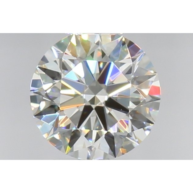 0.50 Carat Round Loose Diamond, D, VS1, Super Ideal, GIA Certified