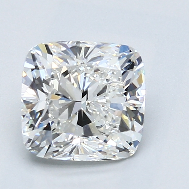 1.81 Carat Cushion Loose Diamond, G, VS2, Excellent, GIA Certified