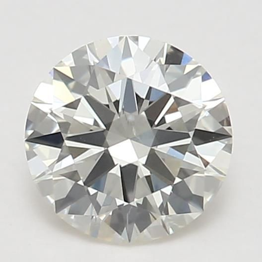 0.56 Carat Round Loose Diamond, K, SI1, Excellent, GIA Certified