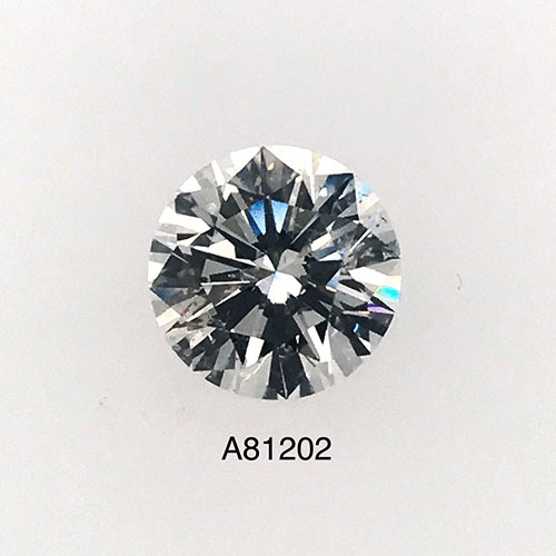 2.00 Carat Round Loose Diamond, G, SI2, Super Ideal, GIA Certified