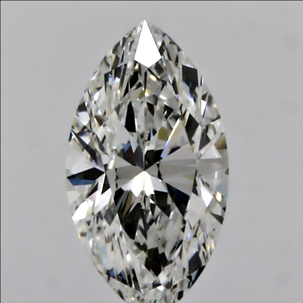 0.32 Carat Marquise Loose Diamond, H, VVS1, Super Ideal, GIA Certified