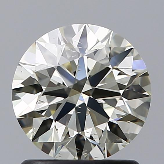 1.20 Carat Round Loose Diamond, N, SI1, Super Ideal, GIA Certified
