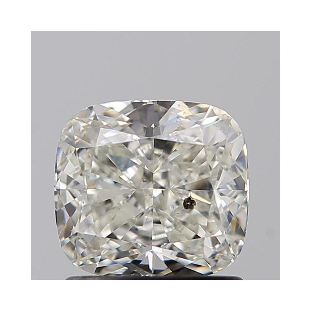 1.06 Carat Cushion Loose Diamond, I, SI2, Super Ideal, GIA Certified